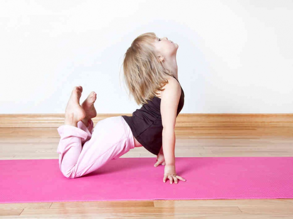 Baby Gifts Yoga : Home yoga practice with my two girls pregnancy classes