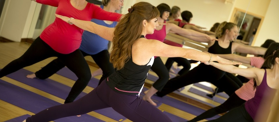 Pregnancy Yoga Class in Dublin