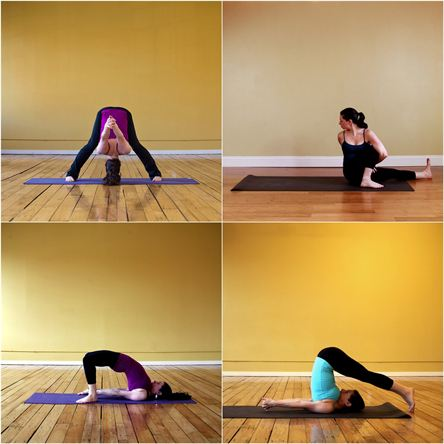 got a desk job try these simple yoga poses  pregnancy